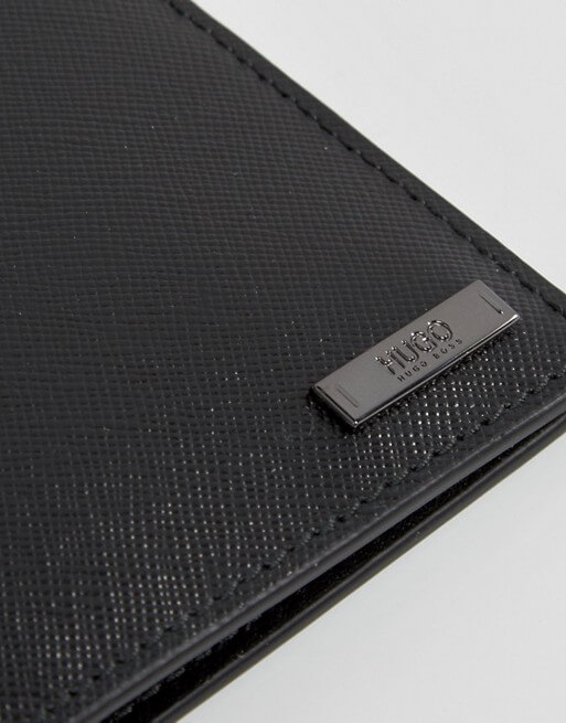 Digital Leather Wallet